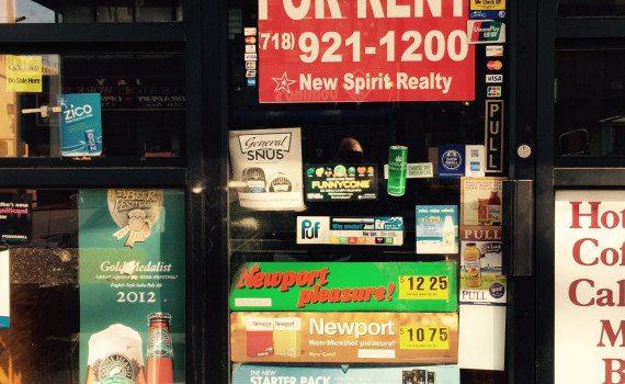Deli grocery retail store